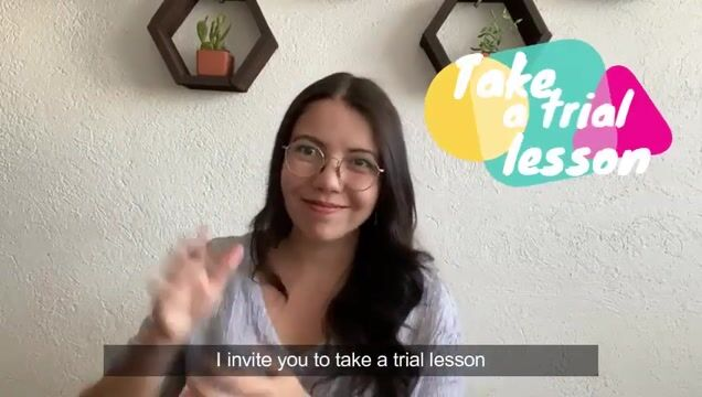 Estefanía M Profile Video