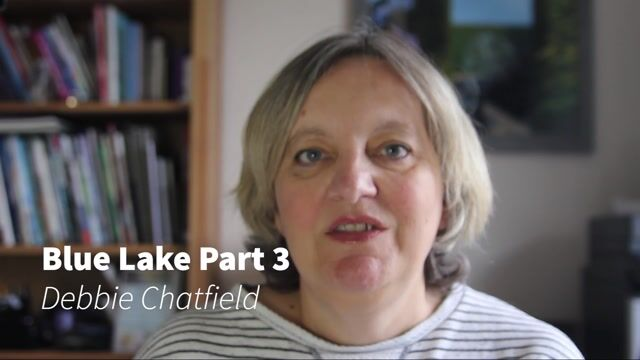 Blue Lake Part 3A - Introduction, Colours and Brushes